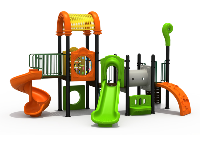 Forest theme traditional playground sets